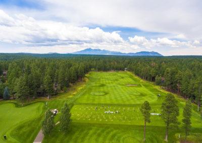 Forest Highlands Aerial 2