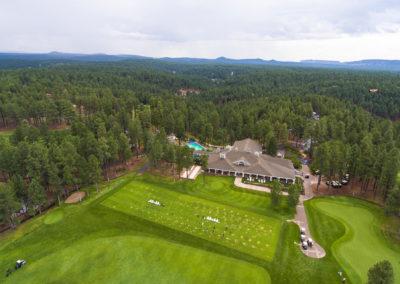 Forest Highlands Aerial 3
