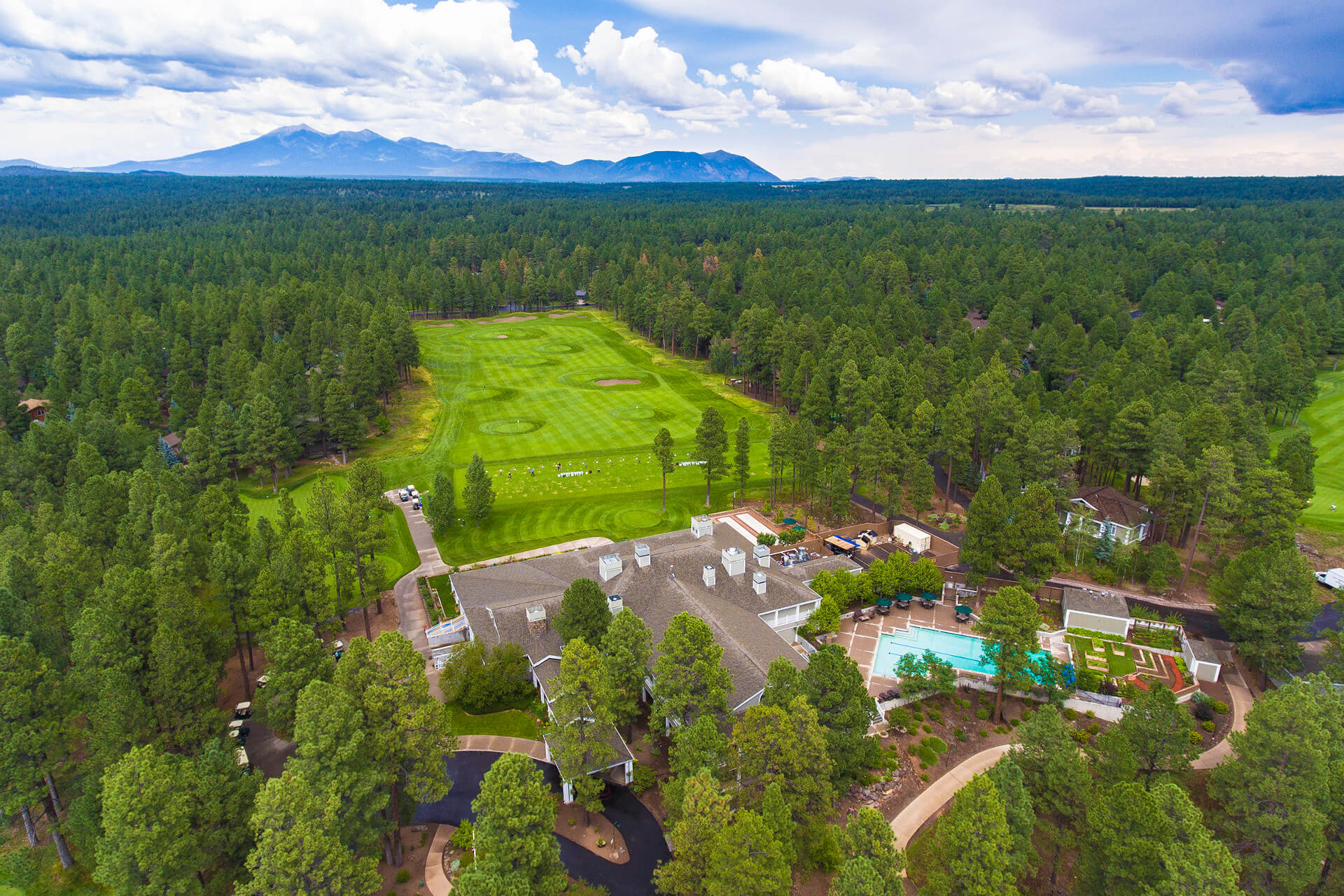Forest Highlands Info Flagstaff Golf Course Properties