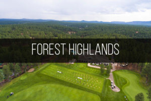 Picture of Forest Highlands.