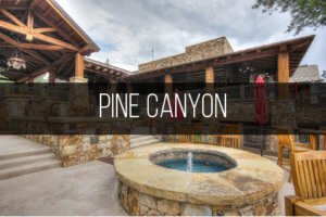 Picture of Pine Canyon.
