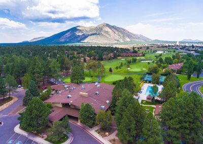 Continental Country Club Aerial 1