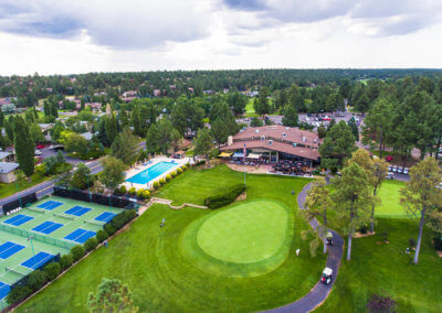 Continental Country Club Aerial 4
