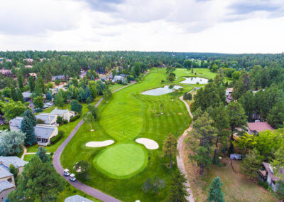 Continental Country Club Aerial 6
