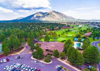 Continental Country Club Aerial 7