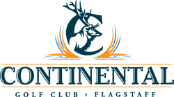 Logo for Continental Country Club.