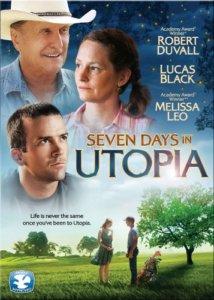 Seven Days in Utopia movie cover.