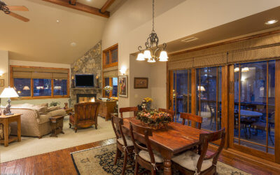 Invitingly Warm Pine Canyon Treasure with Open Floor Plan