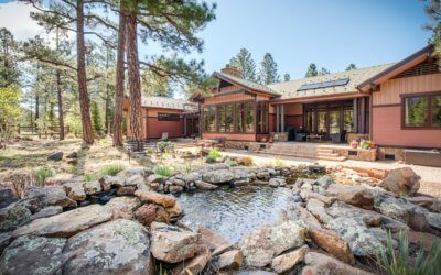 Flagstaff Luxury Group Tour of Four Homes This Thursday