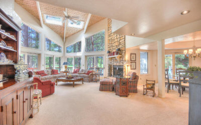 Sold! Uniquely Beautiful $575,000 Forest Highlands Golf Home
