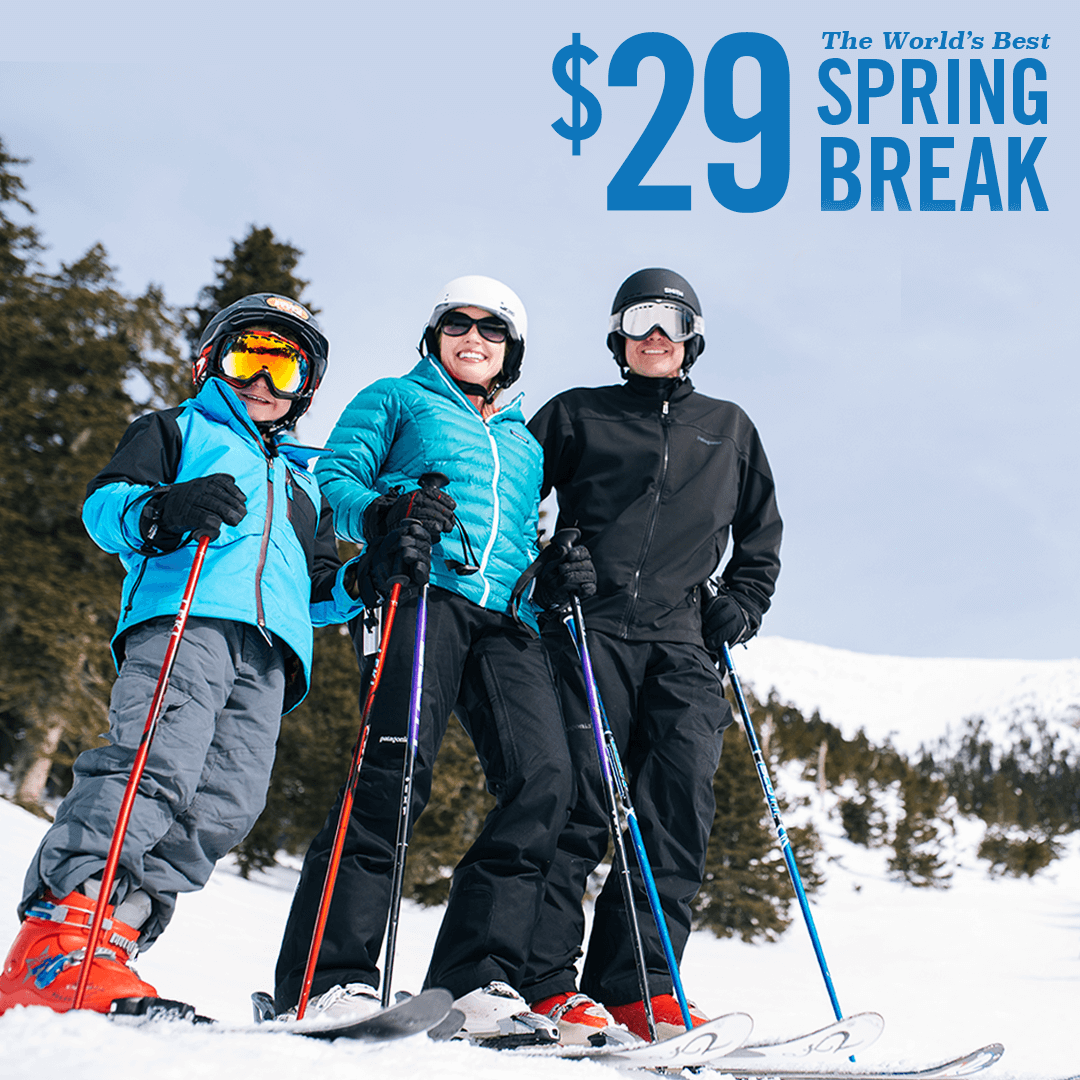 The World's Best Spring Break At Arizona Snowbowl