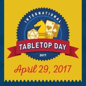 Internation Tabletop Day ad