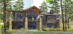 Coconino Ridge Home in Pine Canyon - Kaibab Walkout