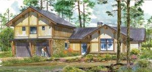 Coconino Ridge Home in Pine Canyon - Tonto Walkout